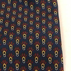 Harve Bernard By Bernard Holtzman 100% silk tie